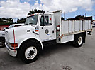 1996 International 4700 Stake Truck