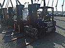 1996 Komatsu FD25 Pneumatic Tired Forklift