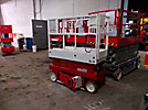 1996 Snorkel Lift SL-15 Self-Propelled Scissor Lift