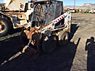 1997 Bobcat 753 Rubber Tired Skid Steer Loader