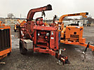1997 Brush Bandit 200XP Chipper (12 Disc), trailer mtd