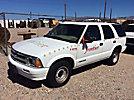 1997 Chevrolet Blazer 4-Door Sport Utility Vehicle
