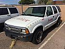 1997 Chevrolet Blazer 4x4 4-Door Sport Utility Vehicle