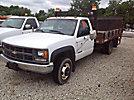 1997 Chevrolet Flatbed Truck
