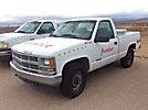 1997 Chevrolet K1500 4x4 Pickup Truck