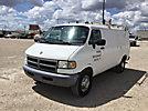 1997 Dodge D3500 Cargo Window Van