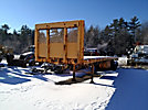 1997 Fontaine TP-41-457SL Extendable High Flatbed Trailer