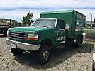 1997 Ford F450 4x4 Chipper Dump Truck