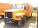1997 Ford F700 Chipper Dump Truck