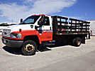 1997 Ford F800 Stake Truck