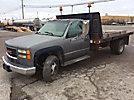 1997 GMC C3500HD Flatbed Truck