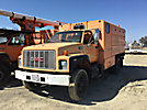 1997 GMC C6500 Chipper Dump Truck