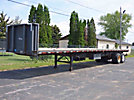 1997 Great Dane 45' T/A High Flatbed Trailer