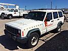 1997 Jeep Cherokee 4x4 4-Door Sport Utility Vehicle