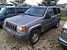 1997 Jeep Grand Cherokee 4x4 4-Door Sport Utility Vehicle
