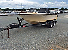 1997 McKee Craft 18' Fiberglass Boat, s/n MKC18264J697, with Mercury 150XL engine & 1996 Wesco T/A Boat Trailer s/n 1W7B12225T1001204