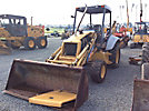 1997 New Holland 555E 4x4 Tractor Loader Backhoe