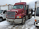 1997 Sterling AT9513 T/A Flatbed Truck