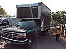 1997 Sullair 185DPQ-2WPE Portable Air Compressor, trailer mtd