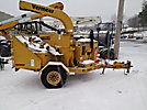 1997 Vermeer BC1230A Chipper (12 Disc), trailer mtd