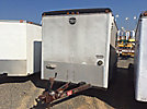 1997 Wells Cargo T/A Enclosed Utility Trailer
