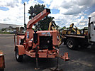 1997 Wood Chuck W/C-17 Chipper (12 Disc), trailer mtd