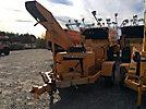 1998 Bandit Industries 1290 Chipper (12 Drum), trailer mtd