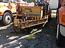 1998 Belshe T/A Tagalong Equipment Trailer