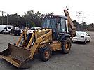 1998 Case 580 Super L 4x4 Tractor Loader Extendahoe