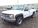 1998 Chevrolet K2500 4x4 Pickup Truck