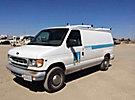 1998 Ford E250 Cargo Van