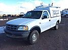 1998 Ford F150 4x4 Pickup Truck