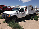 1998 Ford F550 Flatbed Truck
