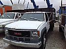 1998 GMC C3500HD Flatbed Truck