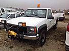 1998 GMC K2500 4x4 Pickup Truck