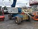 1998 Genie S-60 4x4 Self-Propelled Manlift