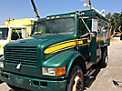 1998 International 4700 Chipper Dump Truck