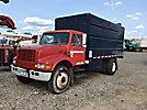 1998 International 4700 Chipper Dump Truck