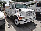 1998 International 4700 Stake Truck