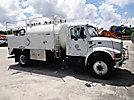 1998 International 4900 Vactor Truck