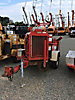 1998 Performance First 200XP Chipper (12 Disc), trailer mtd