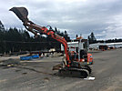 1998 Scat Trak 535 Mini Hydraulic Excavator
