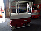 1998 Snorkel Lift SL-15 Self-Propelled Scissor Lift
