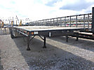 1998 Trail King TK70CF-452 45' T/A High Flatbed Trailer