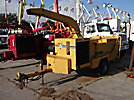 1998 Vermeer BC1800A Chipper (18 Drum), trailer mtd