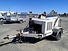1999 Altec WC616 Chipper (12 Disc), trailer mtd