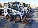 1999 Bobcat 753C Rubber Tired Skid Steer Loader