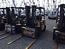 1999 Caterpillar DP30 Pneumatic Tired Forklift