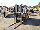 1999 Caterpillar GP30 Pneumatic Tired Forklift