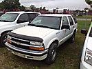 1999 Chevrolet Blazer 4x4 4-Door Sport Utility Vehicle